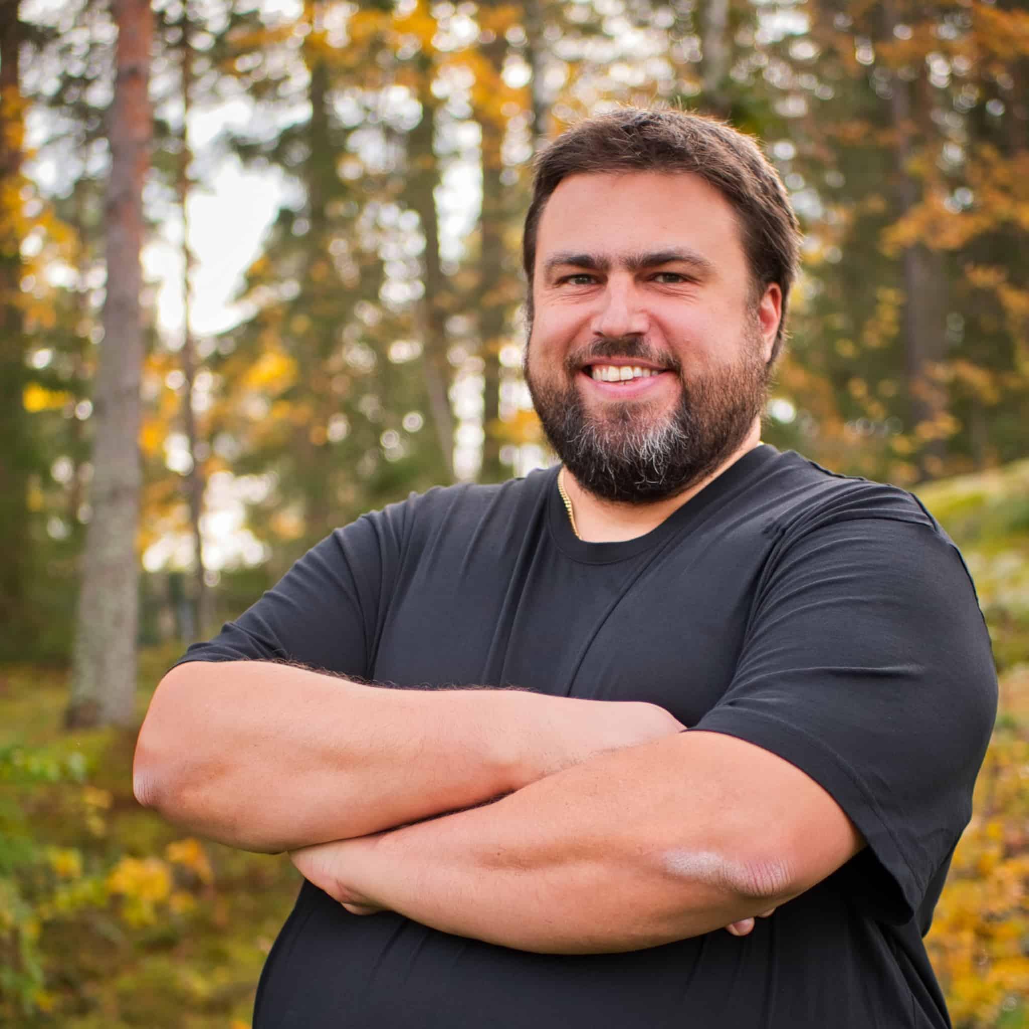 Yleismies Janne Jalonen